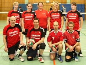 Die Mixed-Volleyballer des TV Attendorn